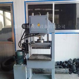生产60T双柱快速液压机 龙门液压机批量供应