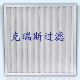 克瑞斯供应595*595*500玻纤中效袋式空气过滤器
