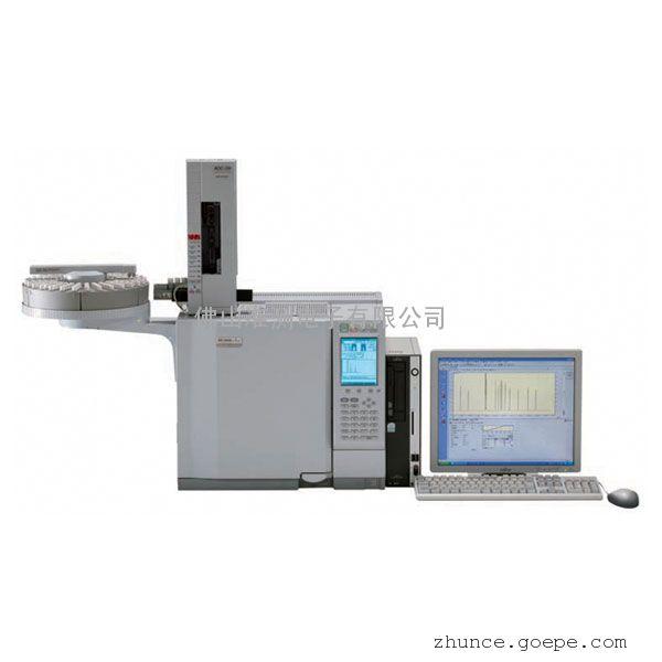 日本岛津 gc-2010 plus 气相色谱仪