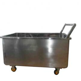 济南不锈钢槽车,不锈钢运料车供应商
