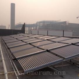 江苏欧贝承接学校医院太阳能热水工程