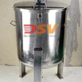 不锈钢桶配气动搅拌机/气动搅拌机配不锈钢桶