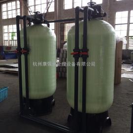 富莱克全自动软化水设备 锅炉软化水装置 钠离子交换器 软水器