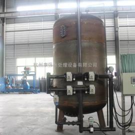 定制 直径2000*2200阴阳离子交换器 碳钢防腐钠离子交换器