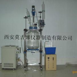 双层玻璃反应釜1L/2L/5L/10L/20L/50L