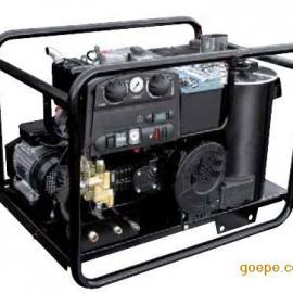 柴油加热冷热水小广告清洗冷热水高压清洗机Thermic 10HW
