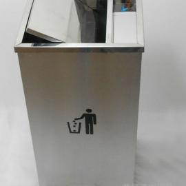 广东室内烟灰桶厂家―定做商场酒店不锈钢垃圾桶行情价格