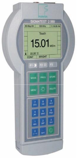 德国SIGMATEST2.069便携式电导率测量仪