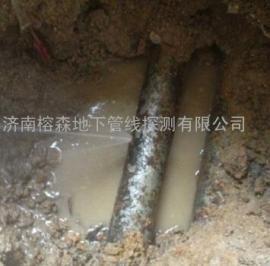新疆地下自来水管道漏水检测