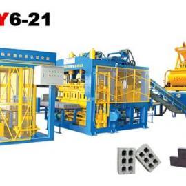HQTY6-21全自动砌块成型机