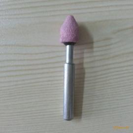 进口陶瓷内孔径研磨磨头_锥形带柄磨头