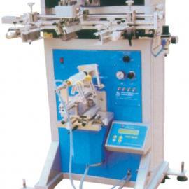 广州丝印机玻璃圆面丝印机玻璃瓶印刷机