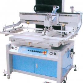 大型平面吸真空丝印机大型吸气台丝印机塑料薄膜印刷机