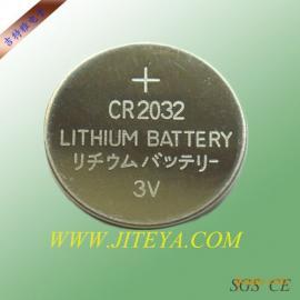 供应CR2032电池 纽扣电池厂家