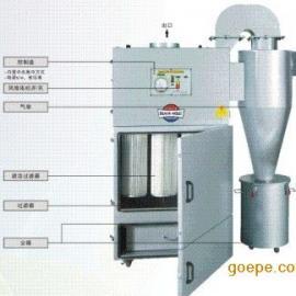 工业粉尘集尘机/滤筒布袋除尘器/离心复合式除尘机/旋风式除尘器