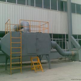广西五金厂废气治理设备 活性炭吸附器 活性炭吸附塔厂家