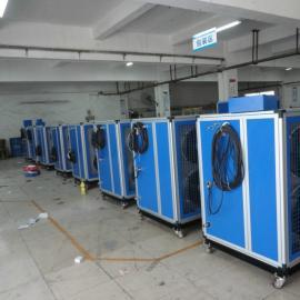 风冷式冷水机组,风冷式冷冻机组
