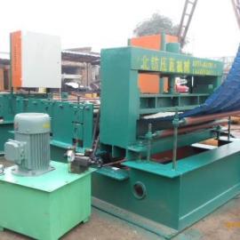 圆弧拱形机生产设备成型特点应用