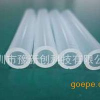 铂金硫化高透明硅胶管 进口气相硅胶材质