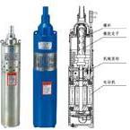 新界QGY潜水螺杆电泵销售安装,朝阳区新界水泵代理