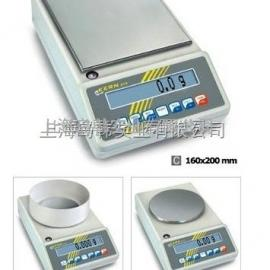 正品行货德国科恩4200g电子天平 KERN572-39精密天平仪器