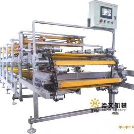 气球丝印机 福建哈文气球印刷设备 广告气球印刷机