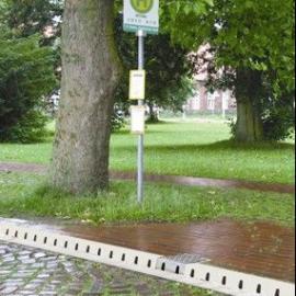 路沿石成品排水