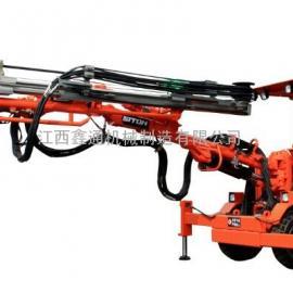 江西鑫通机械DW1-31轮胎式单臂液压凿岩台车