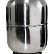 全不锈钢囊式膨胀罐(立式)