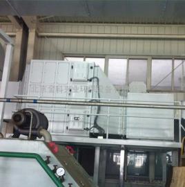 PVC压膜油烟废气净化