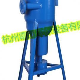 供应高效井水除砂器 井水过滤设备 旋流除砂器