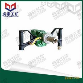 生产供应MQS-60/2.1型气动手持式帮锚杆钻机