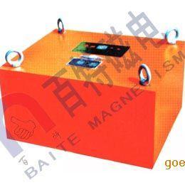 RCYB系列悬挂式永磁除铁器/潍坊百特磁电除铁器