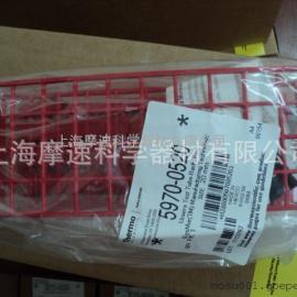 美国耐洁Nalgene货号5970-0520红色试管架