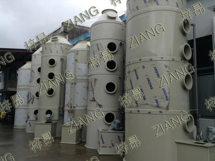 湖州嘉兴浙江家具厂家具处理废气-废气美容设处理吧设备图片