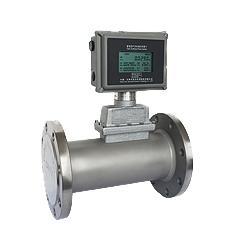 哈尔滨气体涡轮流量计,DN80温度压力补偿式涡轮流量计