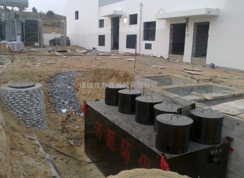 自动化化污水处理设备