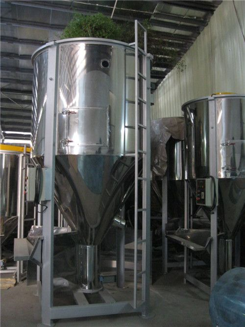 颗粒立式混合搅拌机设备 聚丙烯立式搅拌机