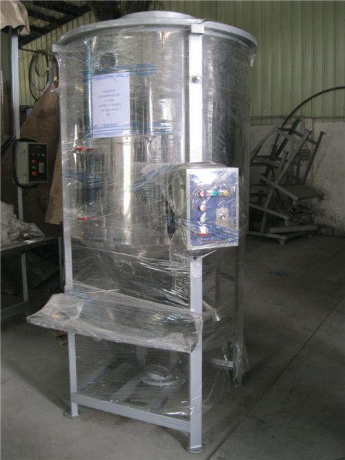 广西塑料颗粒搅拌机 大型立式混料机厂家