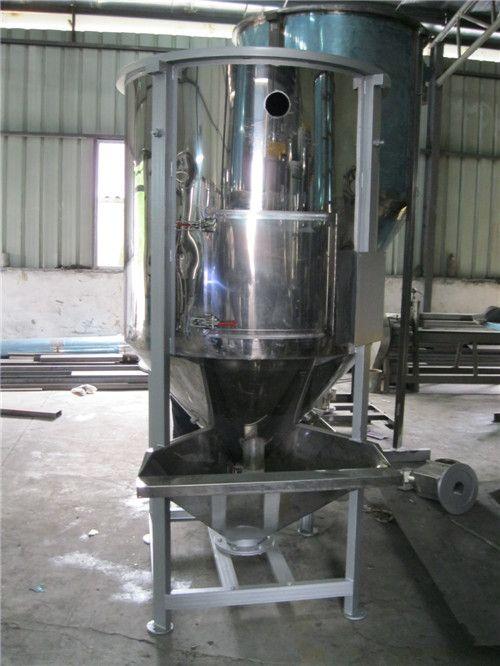 500KG塑料混料机 不锈钢塑料立式混料机