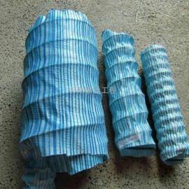昆明软式透水管-昆明塑料盲沟-云南塑料盲沟管