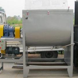 不锈钢500KG卧式搅拌机价格 混凝土卧式搅拌机