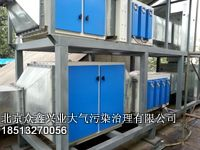 印刷油墨废气净化处理设备