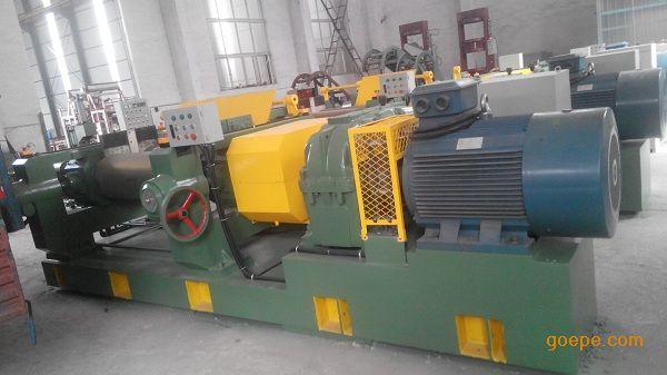 青岛万象厂家直销 新型开炼机 炼胶机XK400(16寸)