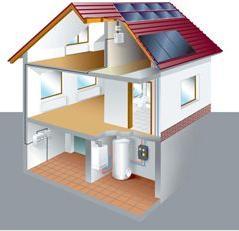 平顶山阳台壁挂太阳能热水器工程 壁挂太阳能