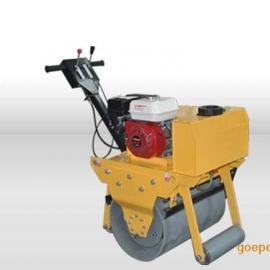 汽油压路机 压路机价格  人推小型压道机