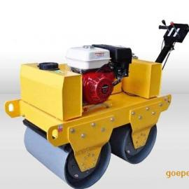 手扶双轮压路机振动柴油轧道机您理想的土方压实设备