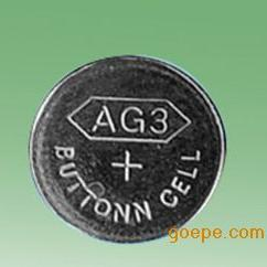AG3电池  1.5碱性环保纽扣电池