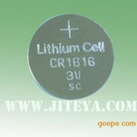 CR1616电池