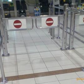 厂家低价批发超市感应门商场出入口机超市摆闸门禁机商场感应门